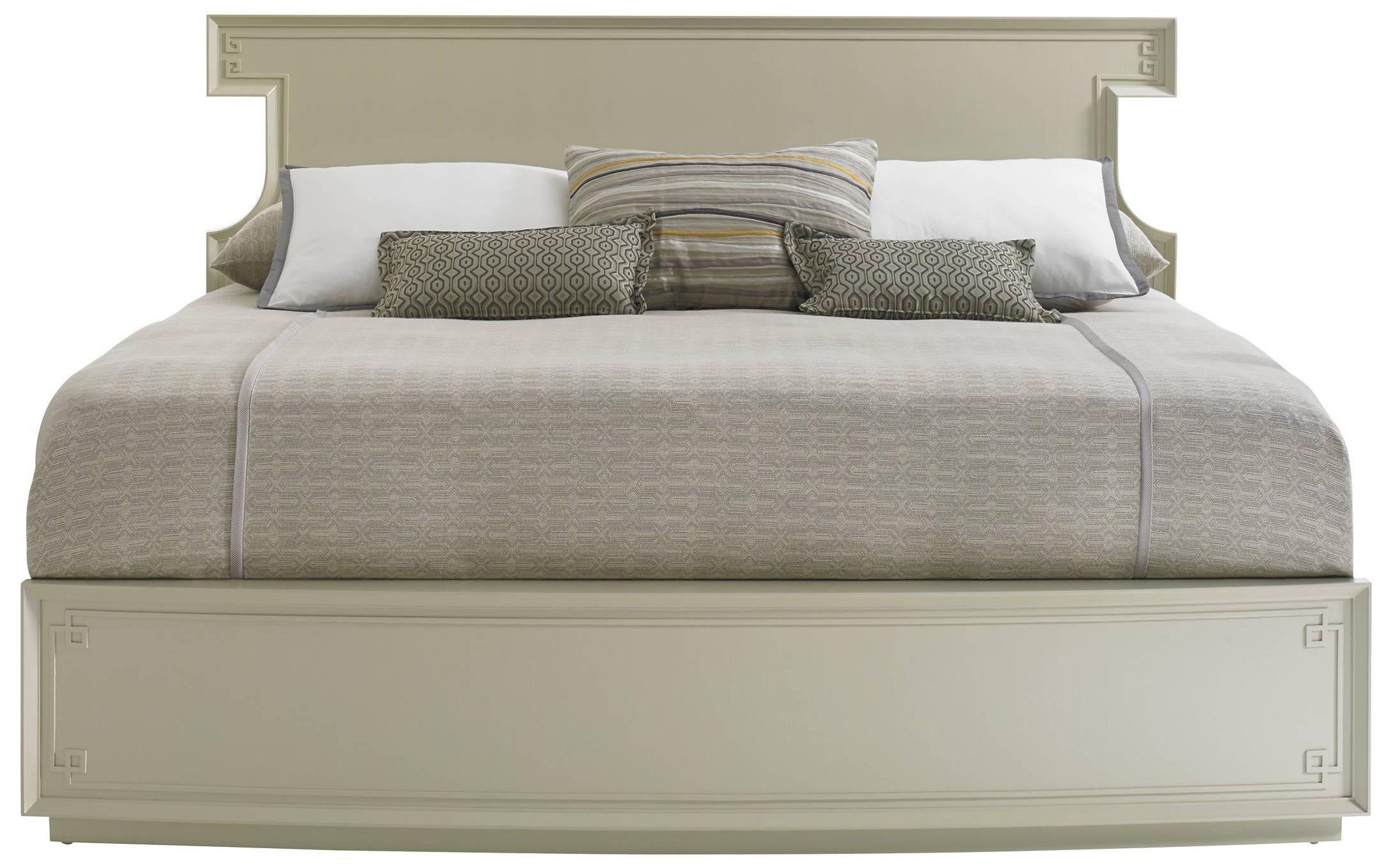 Stanley Furniture Crestaire Queen Southridge Bed - Item Number: 436-23-40