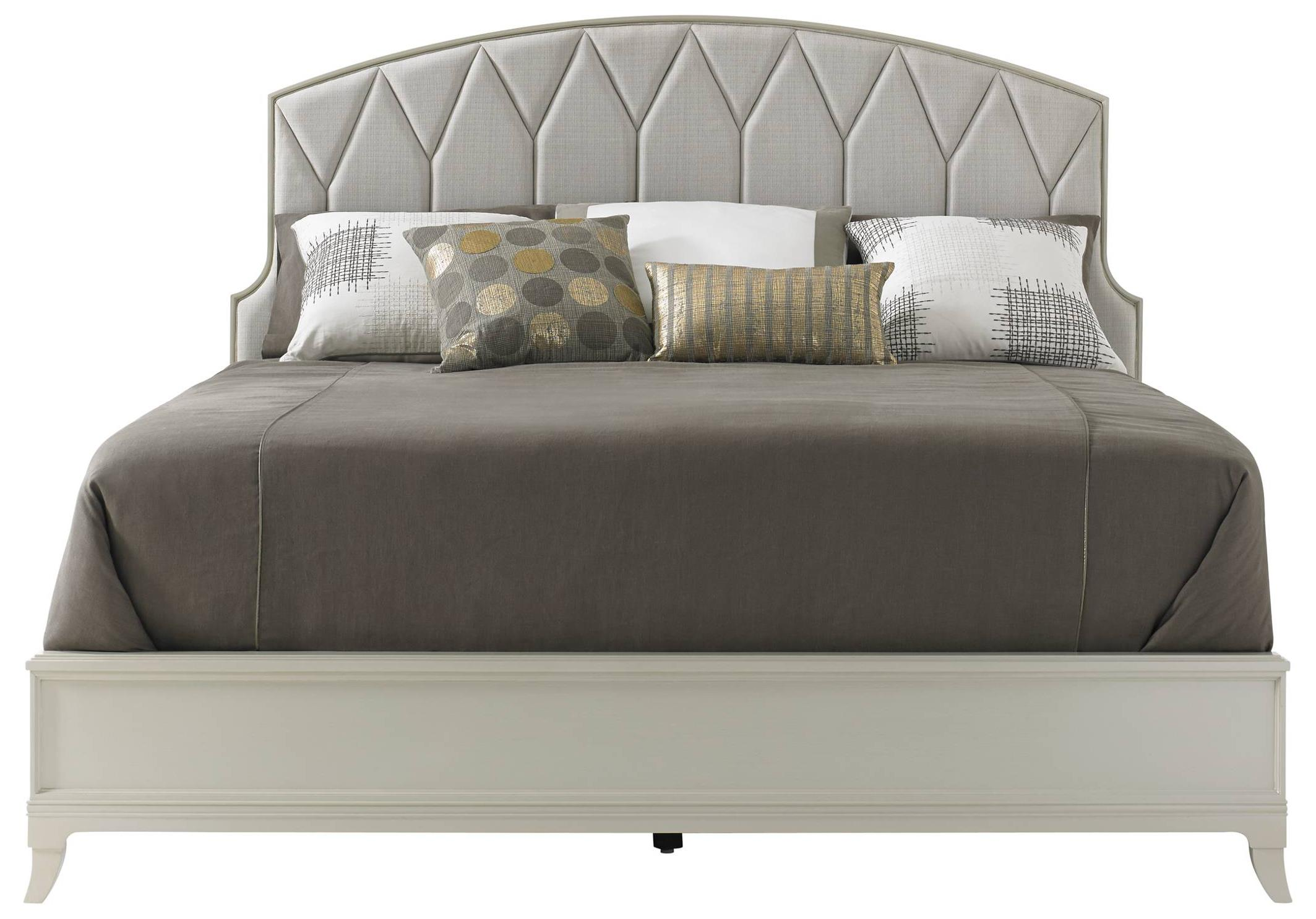 Stanley Furniture Crestaire King Ladera Bed - Item Number: 436-23-47