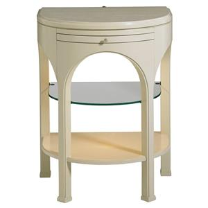 Stanley Furniture Crestaire Alexander Telephone Table