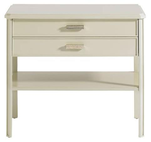 Stanley Furniture Crestaire Southridge Bedside Table - Item Number: 436-23-82