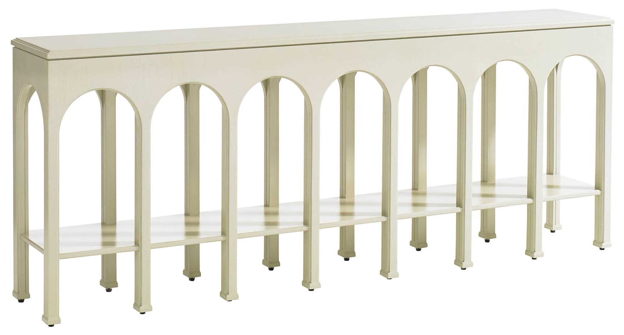 Stanley Furniture Crestaire Brooks Console Table - Item Number: 436-25-05