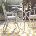 Stanley Furniture Crestaire 3-Piece Hovely Dining Table Set