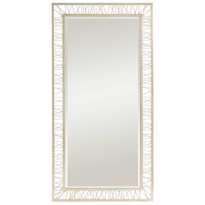 Stanley Furniture Crestaire Palm Canyon Floor Mirror