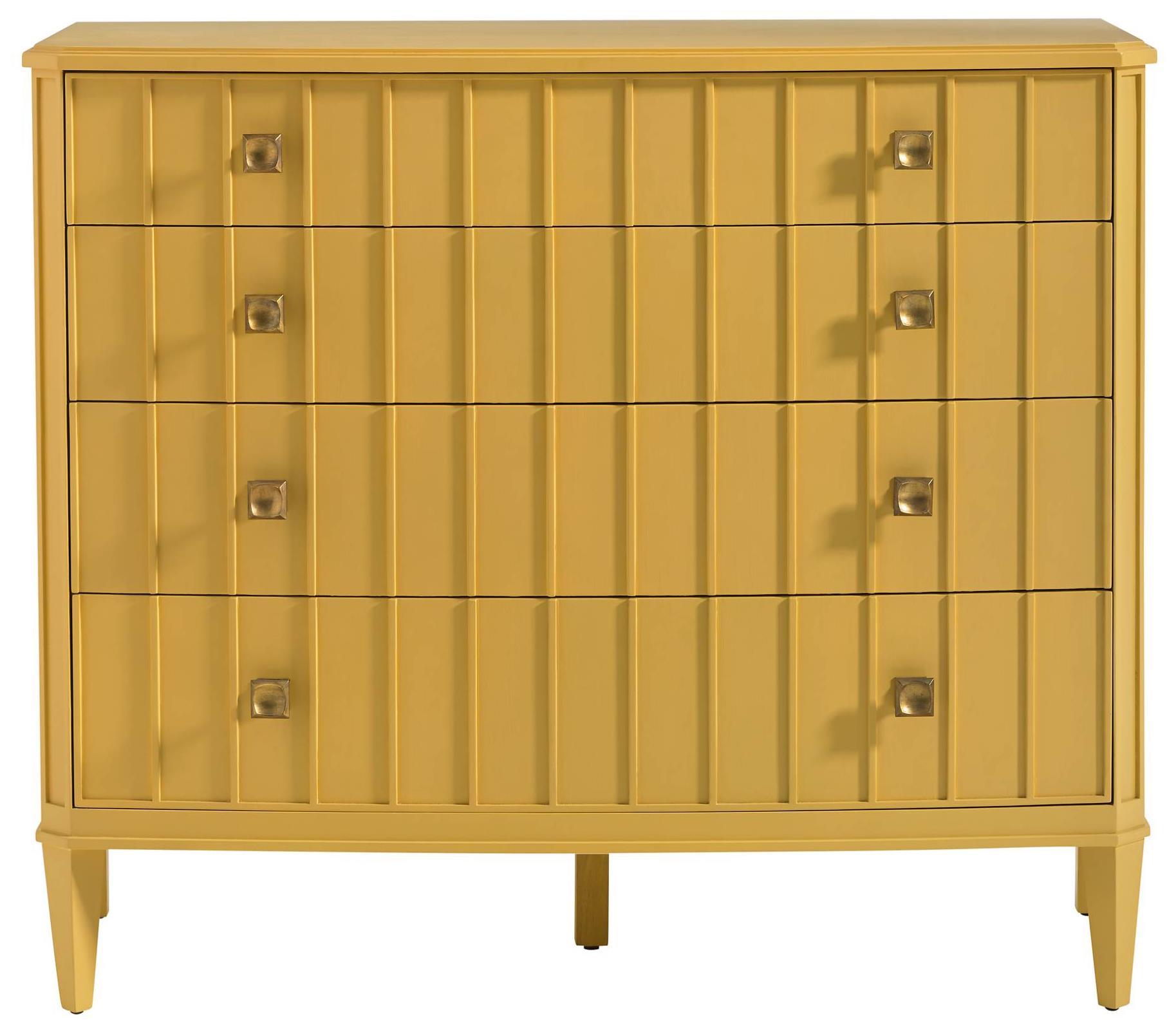Stanley Furniture Crestaire Monterey Single Dresser - Item Number: 436-73-04