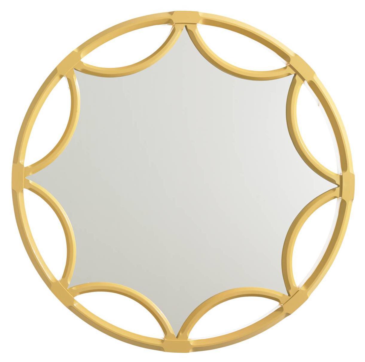 Stanley Furniture Crestaire Amado Mirror - Item Number: 436-73-33