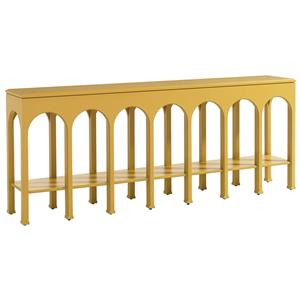 Stanley Furniture Crestaire Brooks Console Table