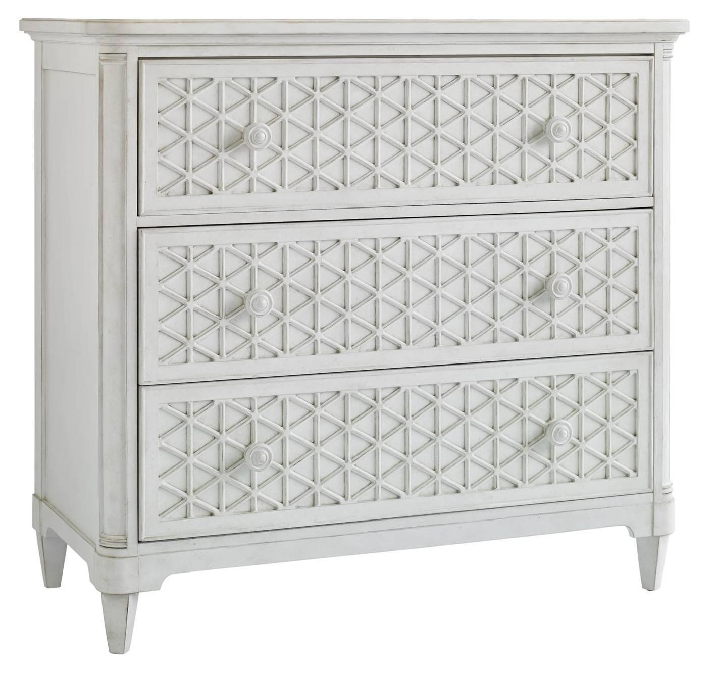Stanley Furniture Cypress Grove   Media Chest - Item Number: 451-23-04