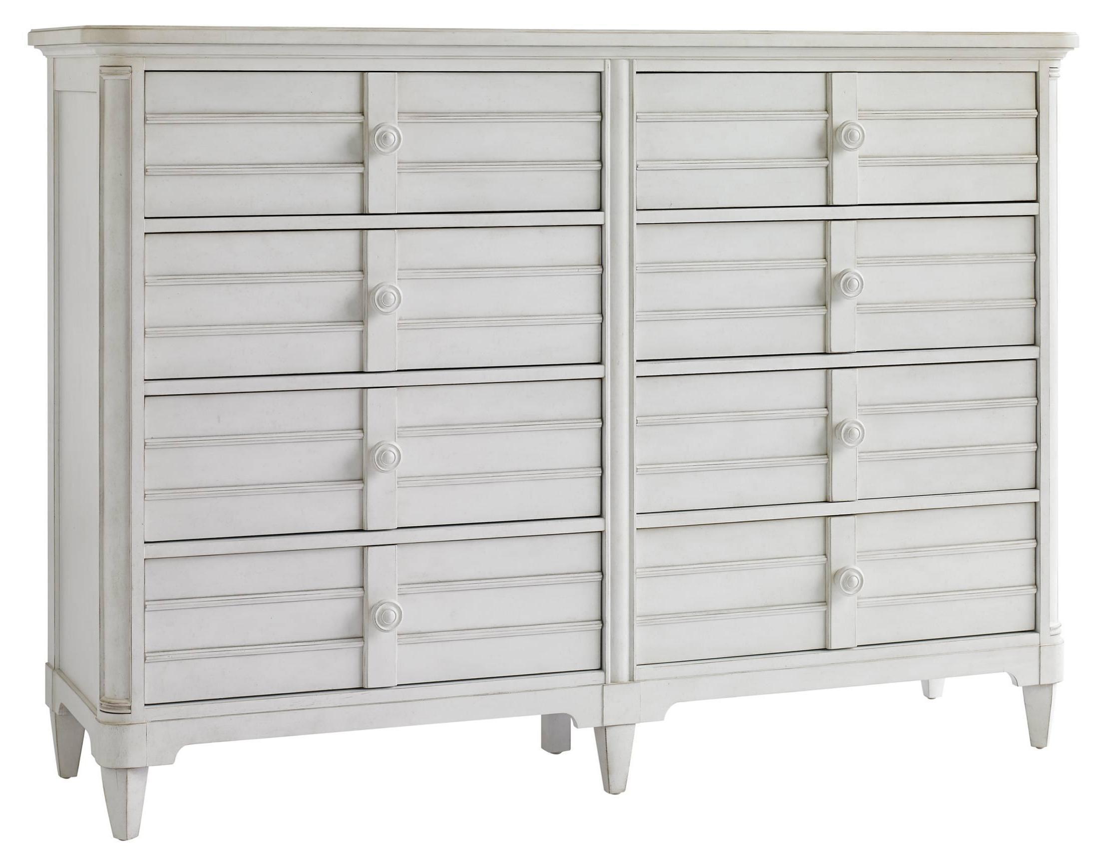 Stanley Furniture Cypress Grove   8 Drawer Dresser - Item Number: 451-23-06