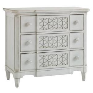 Stanley Furniture Cypress Grove   3 Drawer Bachelor's Chest