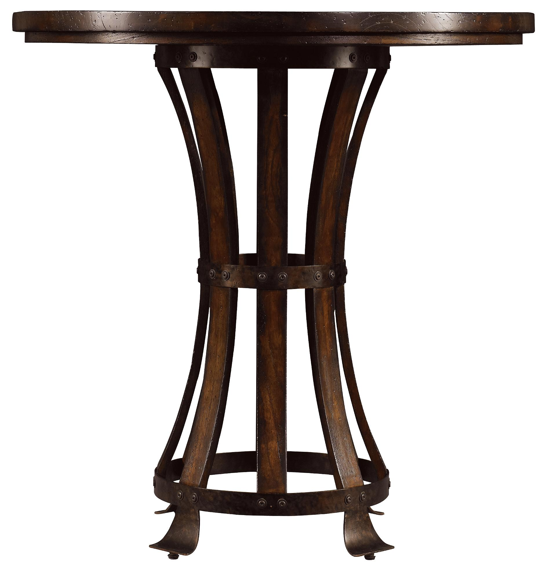 Stanley Furniture European Farmhouse Winemaker's Tasting Table - Item Number: 018-11-34