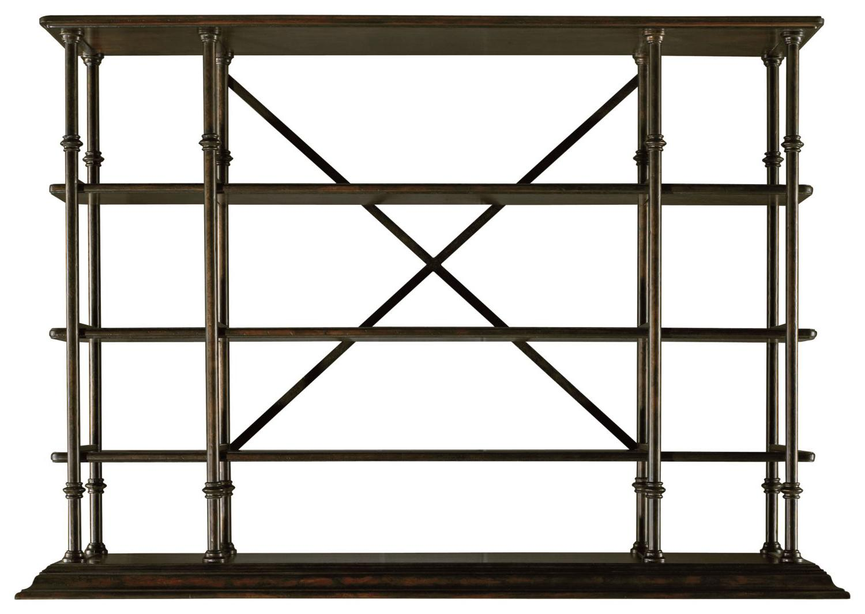 Stanley Furniture European Farmhouse L'Acrobat Open Air Shelf - Item Number: 018-11-51