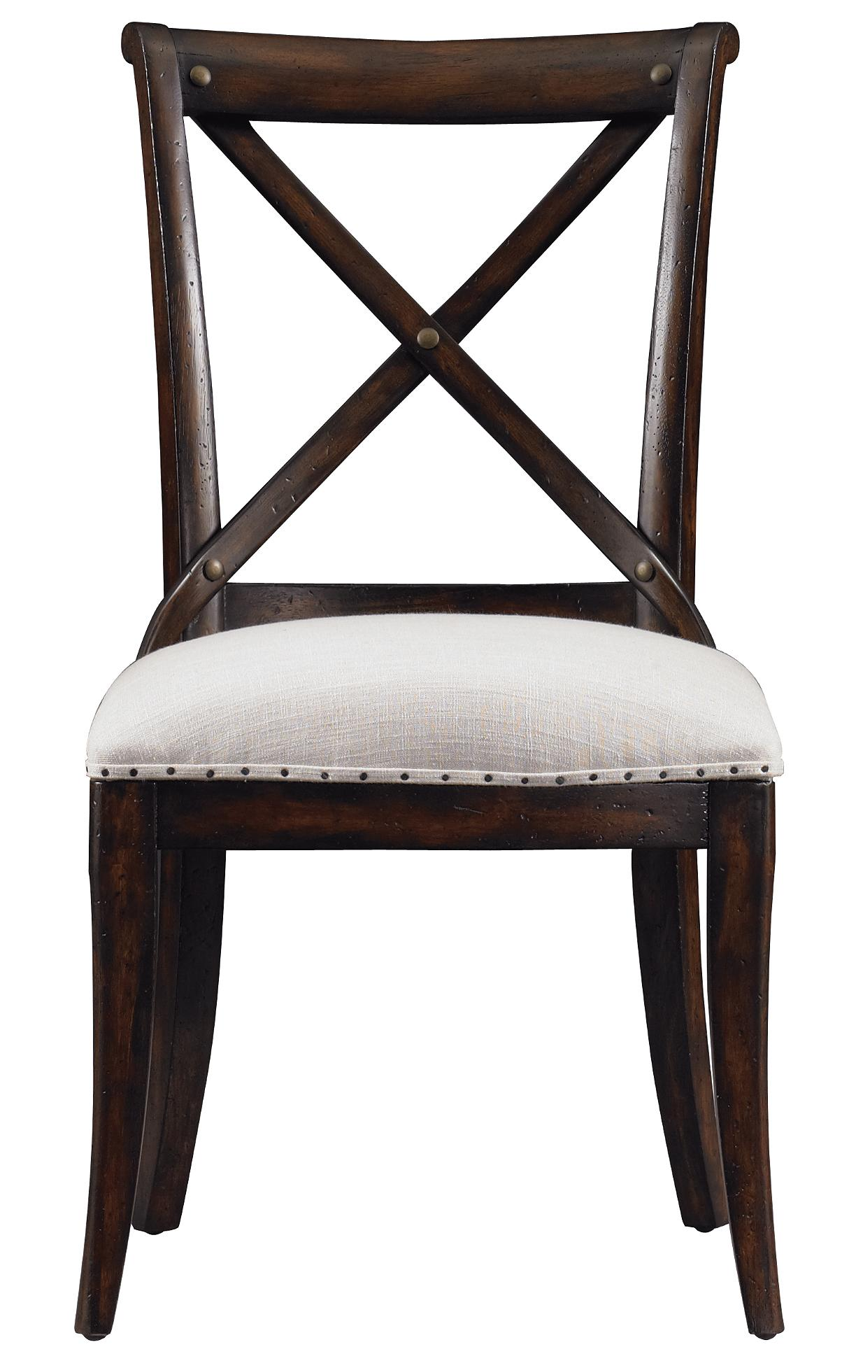 Stanley Furniture European Farmhouse Fairleigh Fields Guest Chair - Item Number: 018-11-60