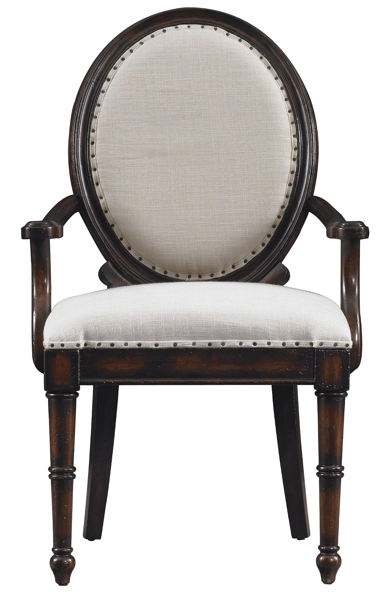 Stanley Furniture European Farmhouse Million Stars Hostess Chair - Item Number: 018-11-71