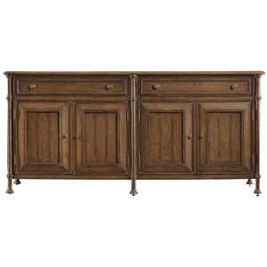 Stanley Furniture European Farmhouse Campagne Cabinet