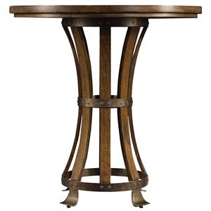 Stanley Furniture European Farmhouse Winemaker's Tasting Table