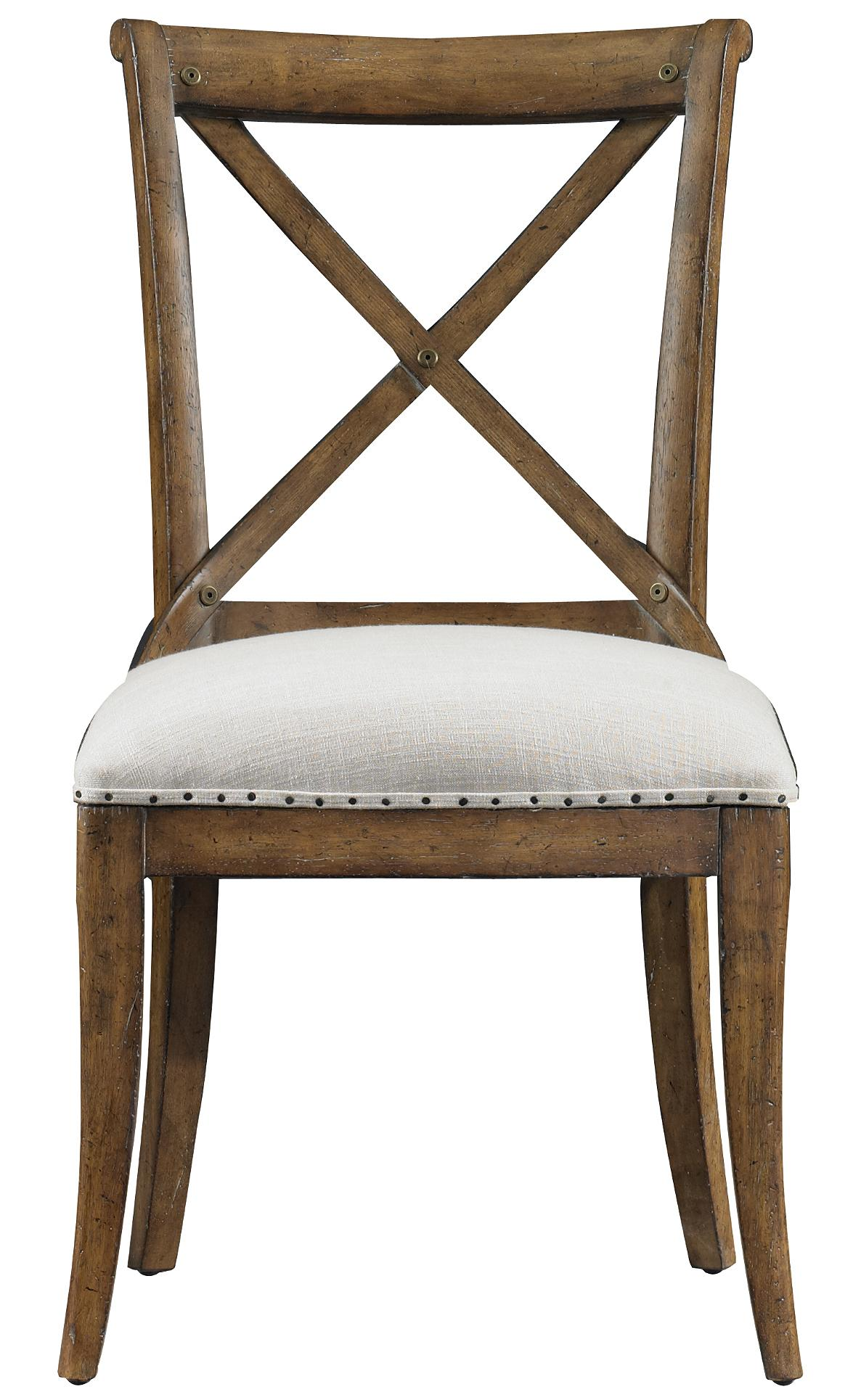 Stanley Furniture European Farmhouse Fairleigh Fields Guest Chair - Item Number: 018-61-60