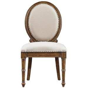 Stanley Furniture European Farmhouse Million Stars Side Chair