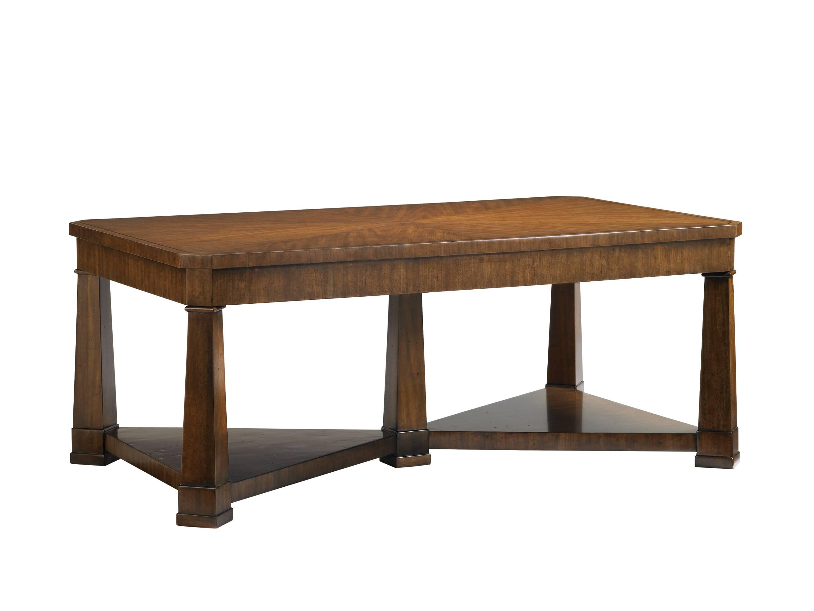 Stanley Furniture Fairfax Rectangular Cocktail Table - Item Number: 321-15-01