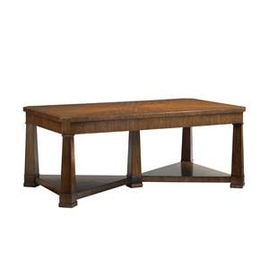 Stanley Furniture Fairfax Rectangular Cocktail Table
