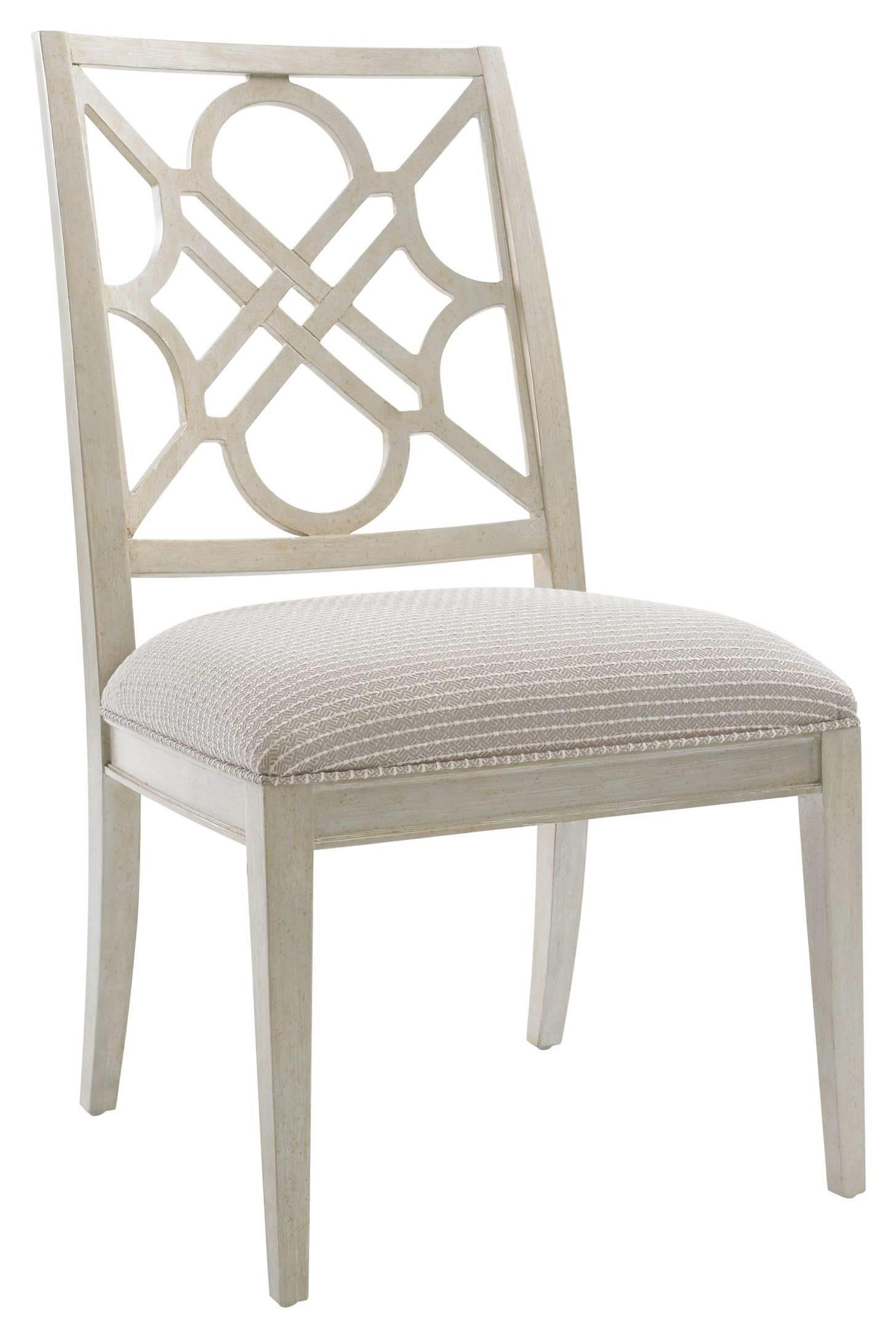 Stanley Furniture Fairlane Wood Side Chair - Item Number: 417-21-60