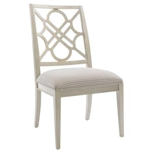 Stanley Furniture Fairlane Wood Side Chair