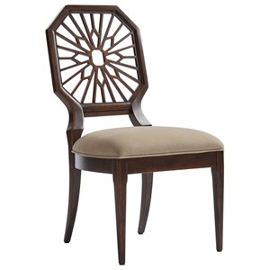 Stanley Furniture Havana Crossing Lasa Side Chair