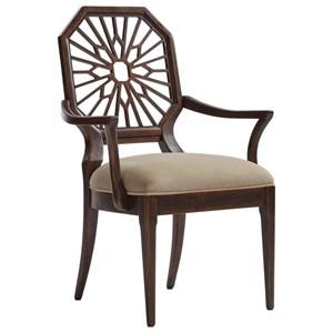 Stanley Furniture Havana Crossing Lasa Arm Chair