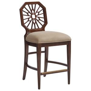 Stanley Furniture Havana Crossing Lasa Counter Stool
