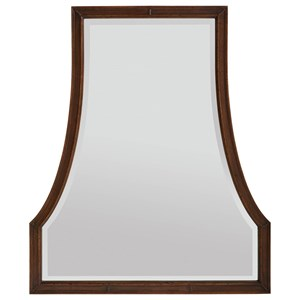 Stanley Furniture Havana Crossing Ventana Mirror