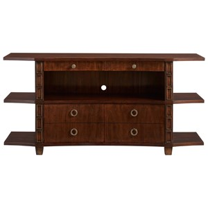 Stanley Furniture Havana Crossing Correspondent's Entertainment Console