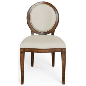 Oval Side Chair