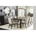 Stanley Furniture Horizon Formal Dining Room Group - Item Number: 831-G Dining Room Group 1