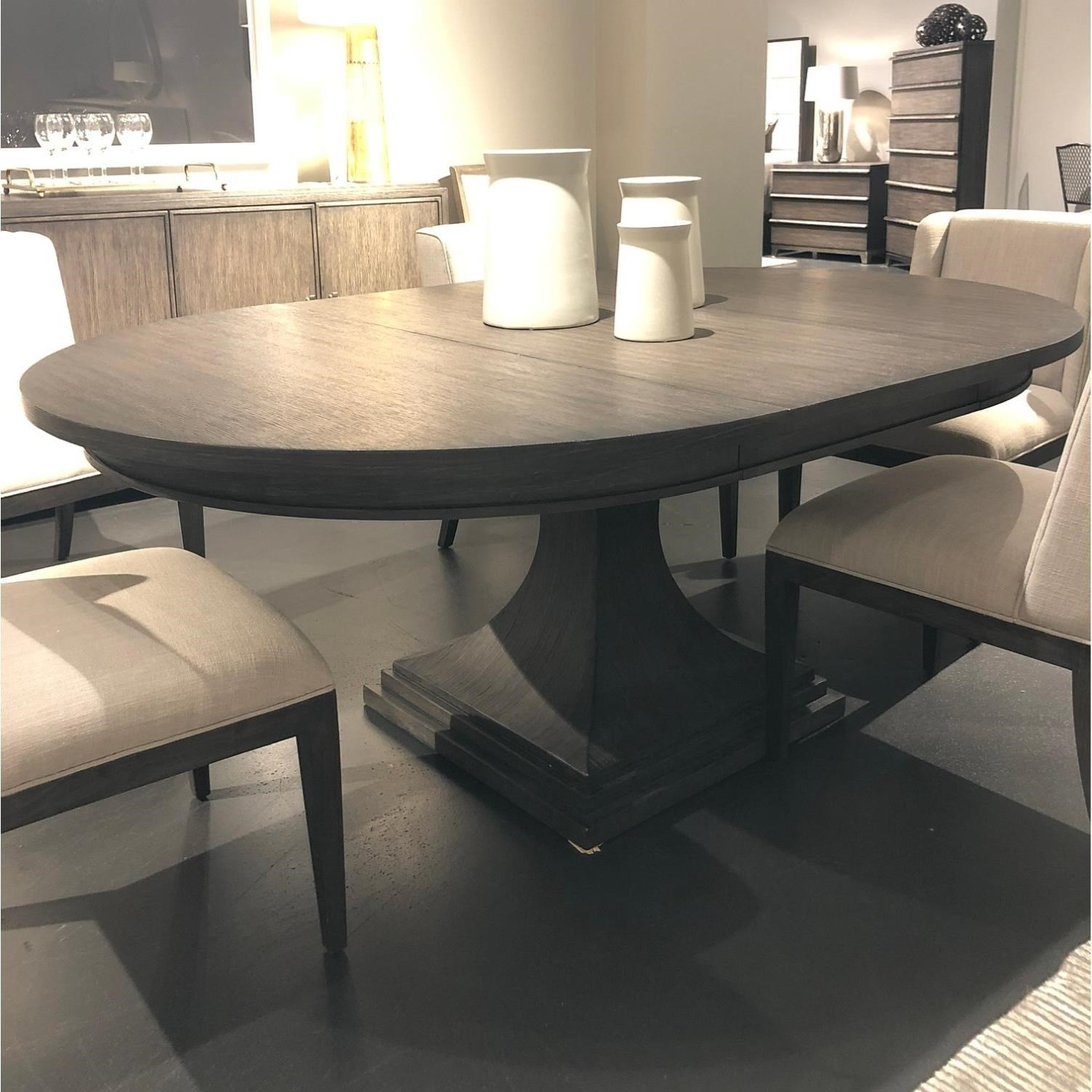 Stanley Furniture Horizon 54 Round Dining Table With Leaf Dream Home Interiors Dining Tables