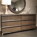 Stanley Furniture Horizon Dresser - Item Number: 831-G3-05