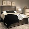 Stanley Furniture Horizon Queen Panel Bed - Item Number: 831-G3-40