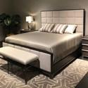 Stanley Furniture Horizon Queen Upholstered Bed - Item Number: 831-G3-42