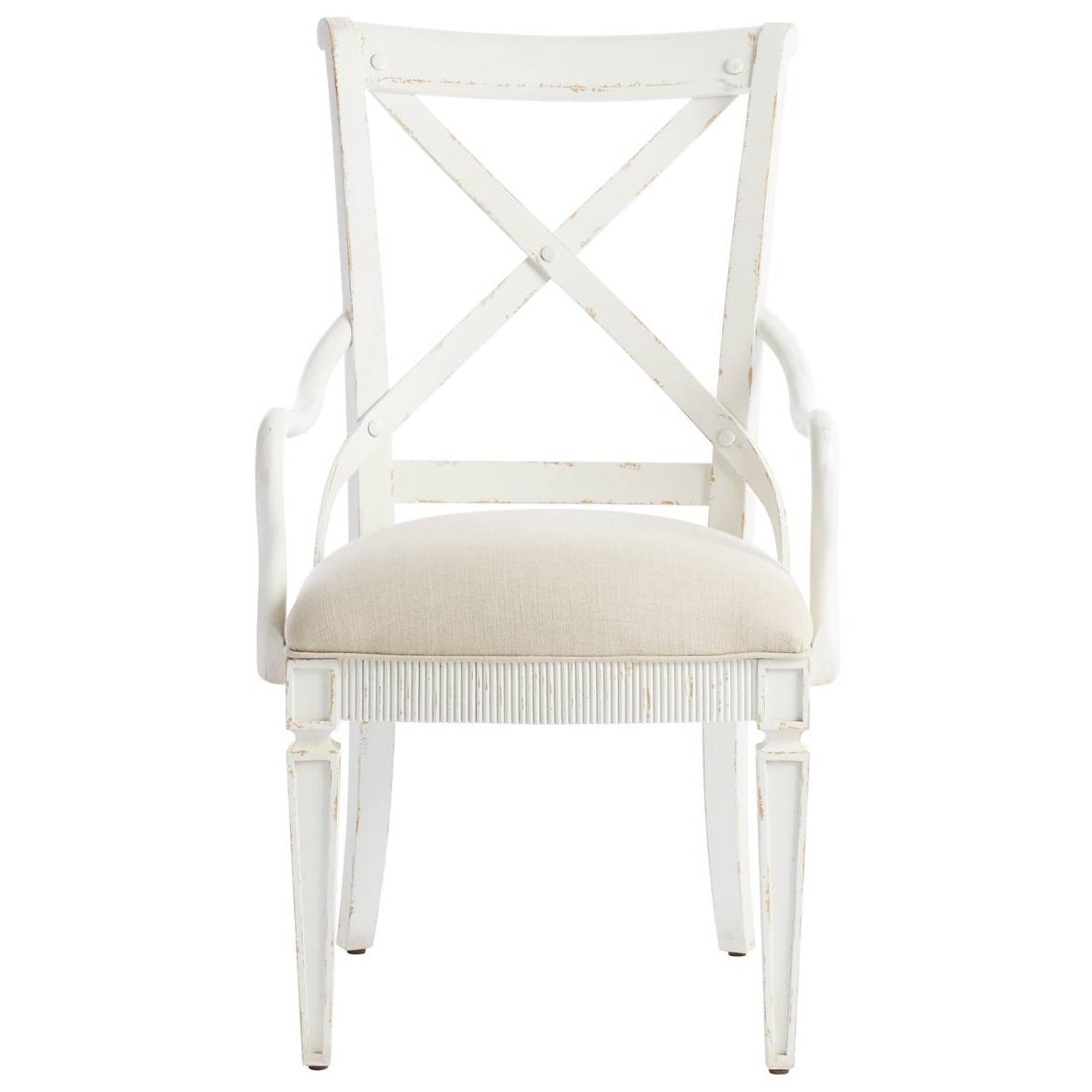 Stanley Furniture Juniper Dell 615 21 70 Arm Chair With