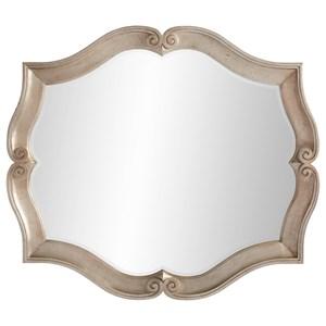 Stanley Furniture Juniper Dell Scalloped Mirror