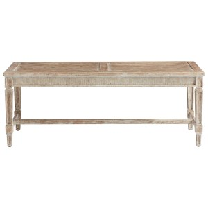 Stanley Furniture Juniper Dell Bed End Bench