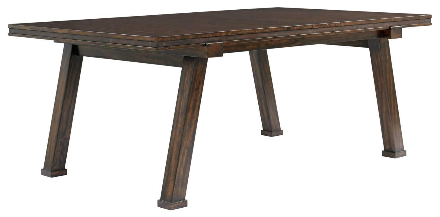 Stanley Furniture Newel Rectangular Dining Table - Item Number: 484-11-36