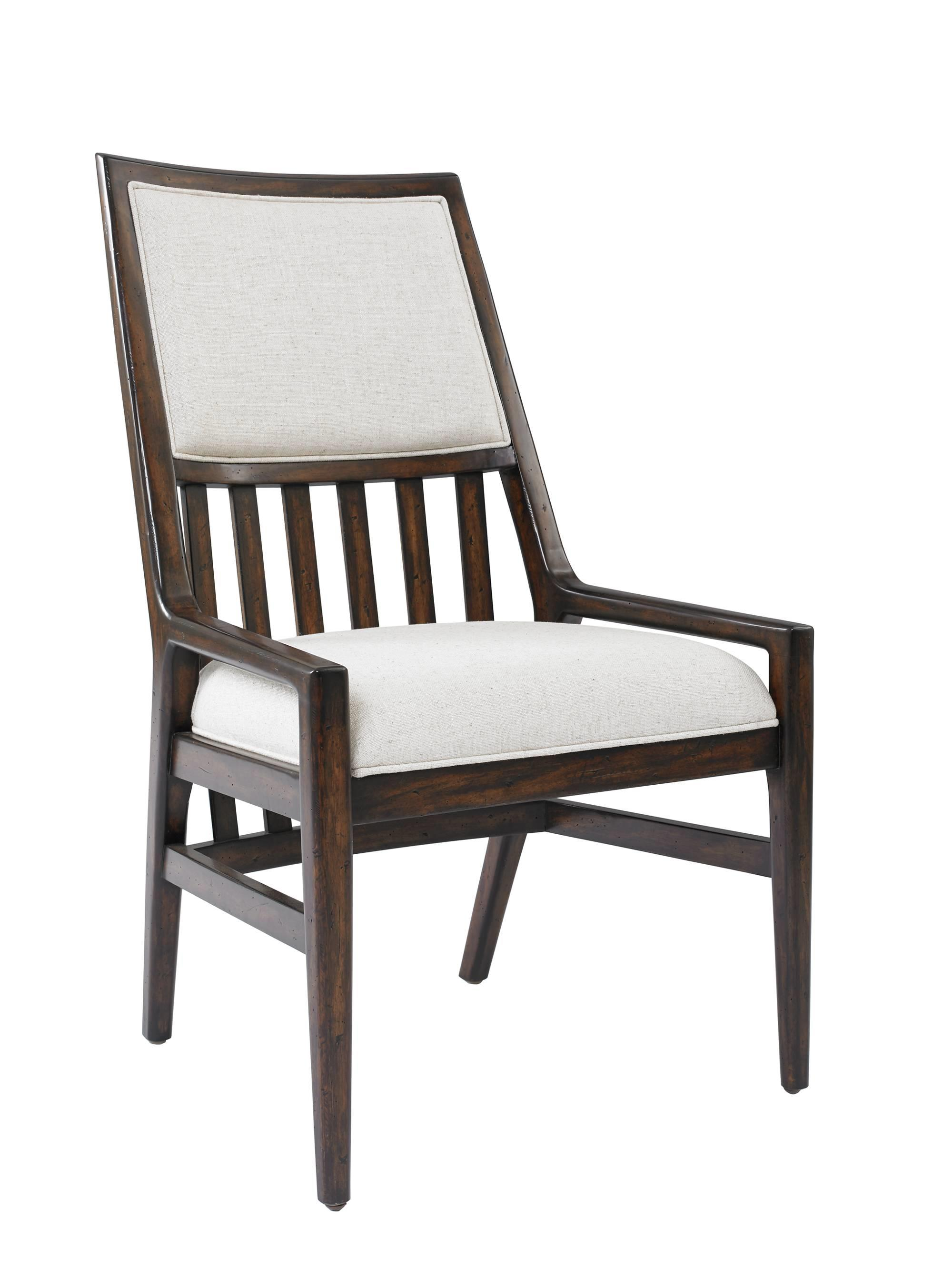 Stanley Furniture Newel Upholstered Back Chair - Item Number: 484-11-65