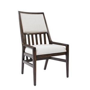 Stanley Furniture Newel Upholstered Back Chair