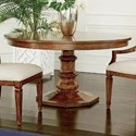 Stanley Furniture Old Town 54 Inch Round Dining Table - Item Number: 935-11-31