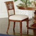 Stanley Furniture Old Town Upholstered Back Side Chair - Item Number: 935-11-61