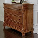Stanley Furniture Old Town Single Dresser - Item Number: 935-13-03
