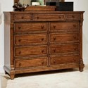 Stanley Furniture Old Town Dressing Chest - Item Number: 935-13-07