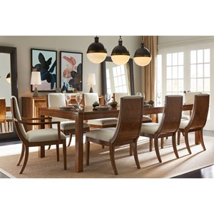 Stanley Furniture Panavista Formal Dining Room Group