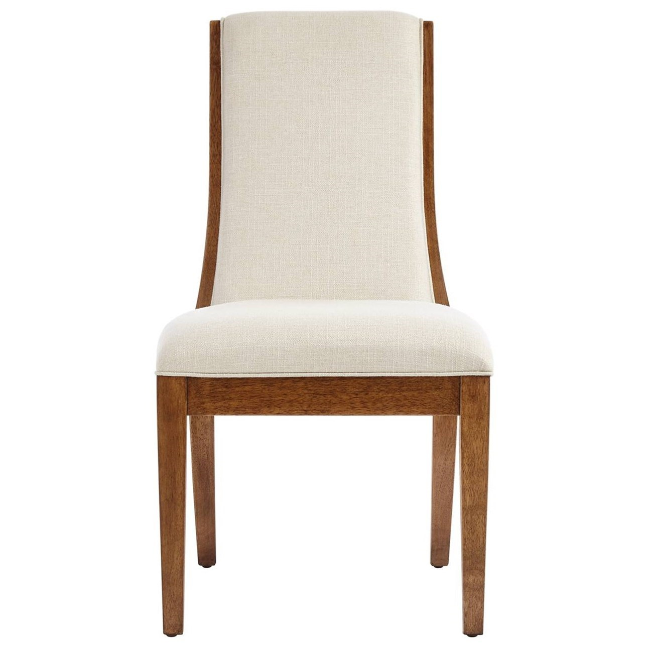 Stanley Furniture Panavista Madagascar Side Chair - Item Number: 704-11-65