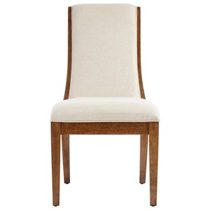 Stanley Furniture Panavista Madagascar Side Chair