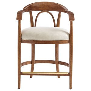 Stanley Furniture Panavista Studio Counter Stool